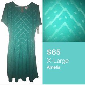 Lularoe Amelia XL NWT